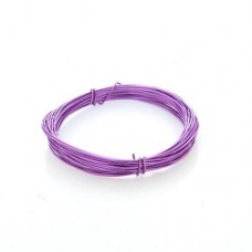 Arame Roxo 0.8 mm 5  ms