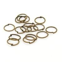 Argola Ferro Ouro Velho 4 mm 10 g aprox. 260  unidades