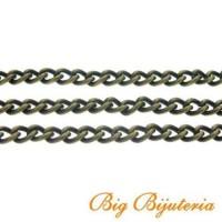 Corrente Ferro Ouro Velho 2x3 mm 1 metro