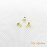 Terminal ouro flash 05x03 mm 10 unidades